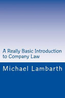 A Really Basic Introduction to Company Law