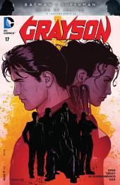 Grayson (2014-) #17