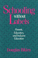 Schooling Without Labels