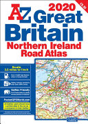 Great Britain Road Atlas 2020