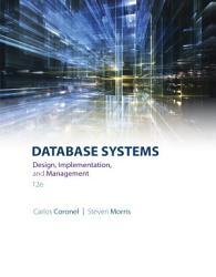 Database Systems  Design  Implementation    Management PDF