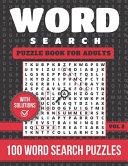 Word Search Book PDF