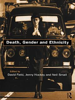 Death  Gender and Ethnicity Book