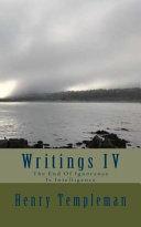 Writings IV