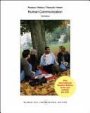 Human Communication Book