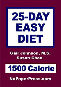 25 Day Easy Diet   1500 Calorie PDF