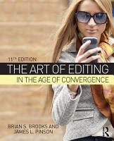 The Art of Editing in the Age of Convergence PDF