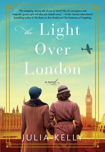 The Light Over London Book