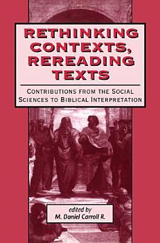 Rethinking Contexts  Rereading Texts PDF