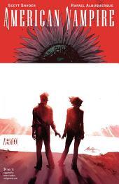 American Vampire (2010-) #34