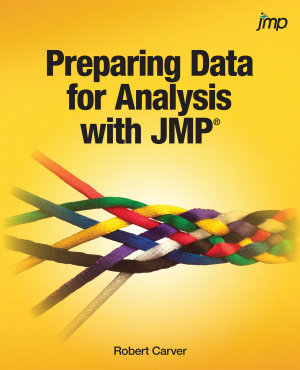 Preparing Data for Analysis with JMP PDF