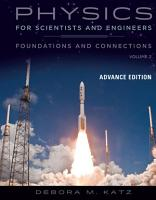 Physics for Scientists and Engineers  Foundations and Connections  Advance Edition PDF