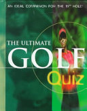 The Ultimate Golf Quiz PDF