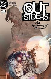 Outsiders (2003-) #11