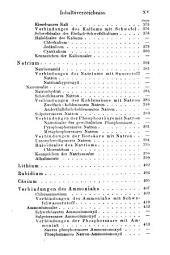 Kurzes Lehrbuch der Chemie: In 2 Teilen, Band 1