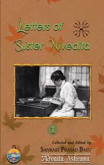 Letters of Sister Nivedita - Volume 1