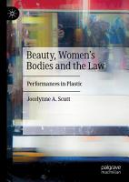 Beauty  Women   s Bodies and the Law PDF
