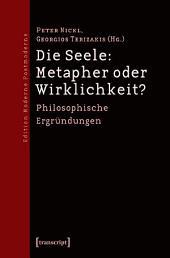 Die Seele: Metapher oder Wirklichkeit?: Philosophische Ergründungen. Texte zum ersten Festival der Philosophie in Hannover 2008
