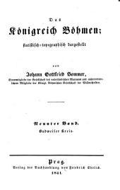 Das Königreich Böhmen: Bd. Budweiser Kreis. 1841