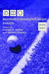 Baseball Literature Culture PDF