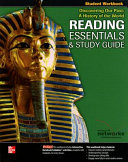 Discovering Our Past  A History of the World  Reading Essentials and Study Guide  Student Workbook Book