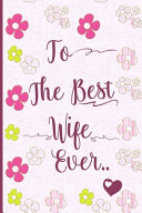 To the Best Wife Ever
