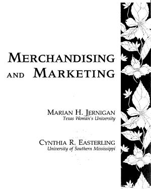 Fashion Merchandising and Marketing PDF