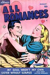 All Romances, Volume 1, My Soul Wasn't My Own
