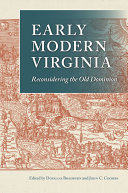 Early Modern Virginia