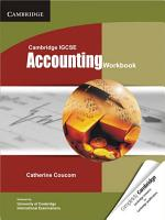 Cambridge IGCSE Accounting Workbook PDF