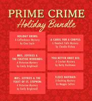 Prime Crime Holiday Bundle PDF
