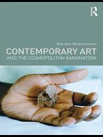 Contemporary Art and the Cosmopolitan Imagination