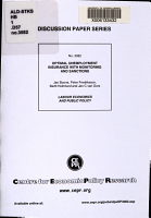 Optimal Unemployment Insurance with Monitoring and Sanctions PDF