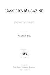 Cassier's Magazine: Volume 1