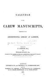 Book of Howth; Miscellaneous