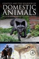 Genetics and the Behavior of Domestic Animals PDF