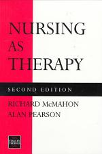 Nursing as Therapy