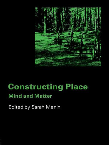 Download Constructing Place Book