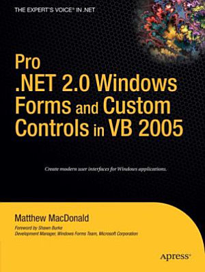 Pro  NET 2 0 Windows Forms and Custom Controls in VB 2005