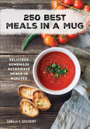250 Best Meals in a Mug Book