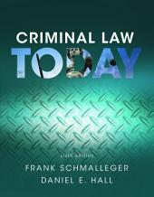 Criminal Law Today: Edition 6