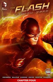 The Flash: Season Zero (2014-) #4