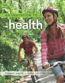 An Invitation to Health Book