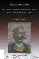 Balkan Anschluss PDF