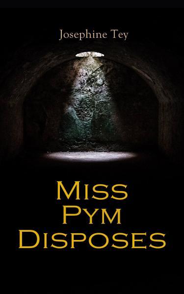 Download Miss Pym Disposes Book
