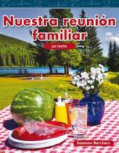 Nuestra reunión familiar (Our Family Reunion): La resta