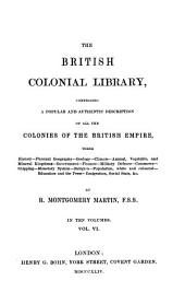 History of Nova Scotia, Cape Breton, the Sable Islands, New Brunswick, Prince Edward Island, the Bermudas, Newfoundland, &c., &c