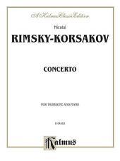 Trombone Concerto: Brass - Trombone Solo