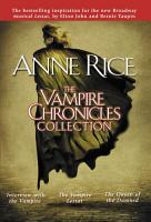 The Vampire Chronicles Collection PDF