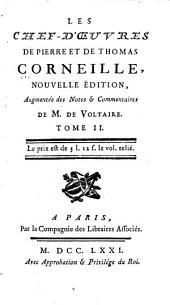 La mort de Pompée. Rodogune. Héraclius. Nicomède